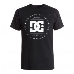 T-SHIRT DC REBUILT 2 BLACK