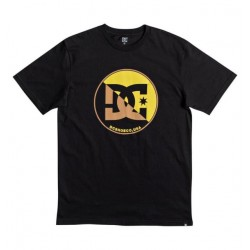 T-SHIRT DC UP SHORE BLACK