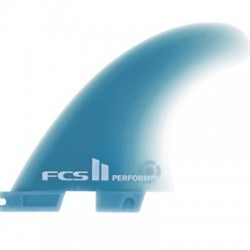 QUILHAS FCS II PERFORMER S GLASS FLEX TRIFIN SET