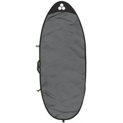 """CAPA CHANNEL ISLANDS FEATHER LITE SPECIALTY 6´1"""" WHITE/SILVER"""