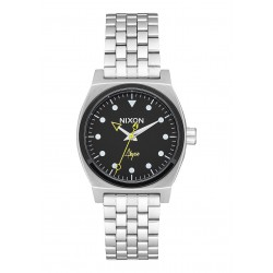 RELÓGIO NIXON MEDIUM TIME TELLER BLACK/ABYSSE