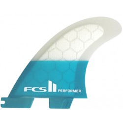QUILHAS FCS II PERFORMER THRUSTER SMALL TRI FIN SET