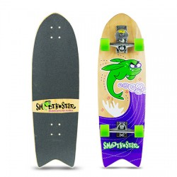 "SKATE SMOOTHSTAR 32"" FLYING FISH GREEN"