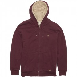 CASACO VISSLA HAMMONDS BURGUNDY