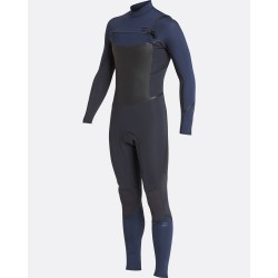 FATO DE SURF BILLABONG 4.3MM FURNACE ABSOLUTE X CHEST ZIP SLATE
