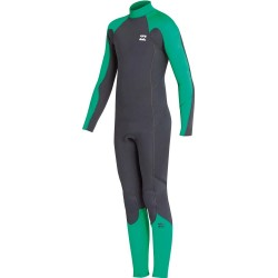 FATO DE SURF BILLABONG FURNACE ABSOLUTE 4.3MM  GREEN