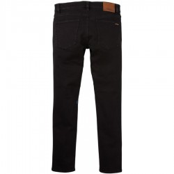 CALÇAS VOLCOM VORTA TAPERED BLACKOUT