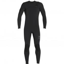 FATO DE SURF XCEL 4.3MM COMP X TDC ALL BLACK