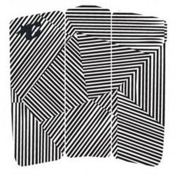 FRONT DECK CREATURES 3 PIECE PREMIUM BLACK WHITE