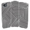 FRONT DECK CREATURES 3 PIECE PREMIUM BLACK WHITE