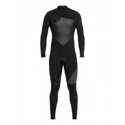 FATO DE SURF QUIKSILVER SYNCRO PLUS 4.3MM CZ JET BLACK/BLACK