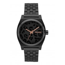 RELÓGIO NIXON TIME TELLER ALL BLACK/CHEETAH