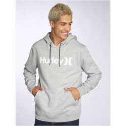 SWEAT HURLEY SURF CHECK ONE & ONLY GREY