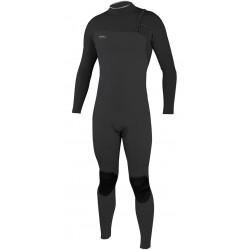 FATO DE SURF O'NEILL HYPERFREAK COMP 4.3MM ZL MIDNIGHT OIL/BLACK