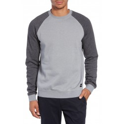 SWEAT HURLEY CRONE CREW GREY