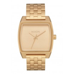 RELÓGIO NIXON TIME TRACKER ALL GOLD