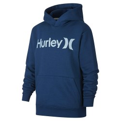SWEAT HURLEY BOYS SURF CHECKED BLUE FORCE