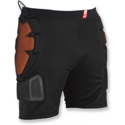 BURTON WMS TOTAL IMPACT SHORTS BLACK