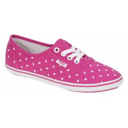 TÉNIS VANS CEDAR HEART VERY BERRY WHITE