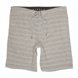 "CALÇÕES VISSLA SOFA SURFER JAMBU 18.5"" GREY HEATHER"