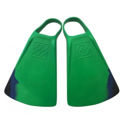 PÉS DE PATO HUBBOARDS DUBZERO JUNGLE GREEN