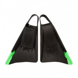 PÉS DE PATO HUBBOARDS AIR HUBB BLACK/GREEN