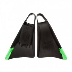 PÉS DE PATO HUBBOARDS AIR HUBB BLACK/GREEN