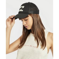 BONÉ BILLABONG TRUCKER OFF BLACK
