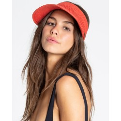 CHAPÉU BILLABONG NOT NOW PIPE MASTER SUNSET RED