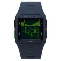 RELÓGIO RIP CURL RIFLES TIDE BLACK GREEN