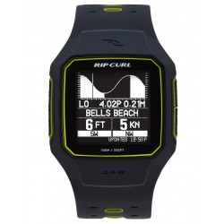 RELÓGIO RIP CURL SEARCH GPS SERIES 2 YELLOW