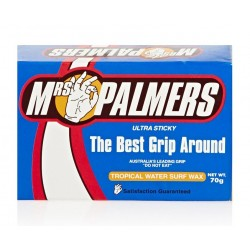 WAX MRS PALMERS 70g ULTRA STICKY TROPICAL WATER