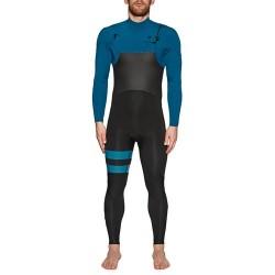 FATO DE SURF HURLEY ADVANTAGE PLUS 3/2MM BLUE FORCE