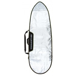 "CAPA OCEAN & EARTH BARRY BASIC 5'8"" FISH BOARD COVER LIME"