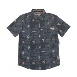 CAMISA SALTY CREW BONZARELLY NAVY