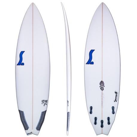 """PRANCHA DE SURF SEMENTE 5´8"""" CATCHER"""