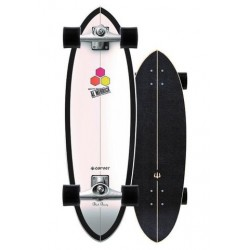 "SKATE CARVER BLACK BEAUTY 31.75"" CX COMPLETE"