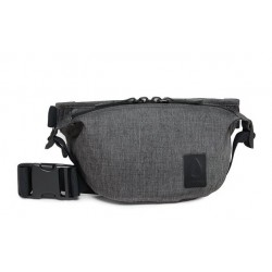 BOLSA DE CINTURA NIXON TRESTLES CHARCOAL HEATHER