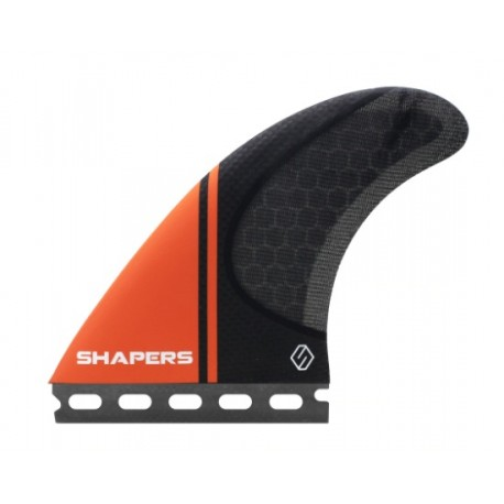 QUILHAS SHAPERS FUTURE STEALTH SERIES M/L BLACK/ORANGE