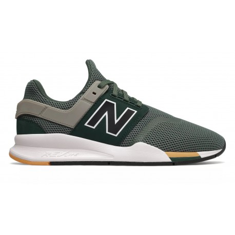 TÉNIS NEW BALANCE 247 SPORT LIFESTYLE FADED ROSIN WITH BLACK