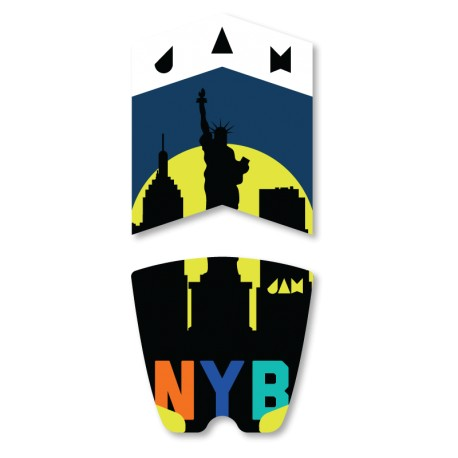 DECK JAM FULL COMBO NEW YORK BOARDRIDERS COLLAB