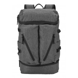 MOCHILA NIXON SCRIPPS CHARCOAL HEATHER