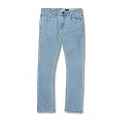 CALÇAS VOLCOM VORTA DENIM THRIFTER BLUE LIGHT