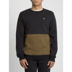 SWEAT VOLCOM FORZEE CREW RUST