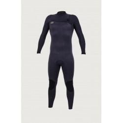 FATO DE SURF O'NEILL HYPERFREAK COMP 4.3MM ZL ACID WASH/BLACK