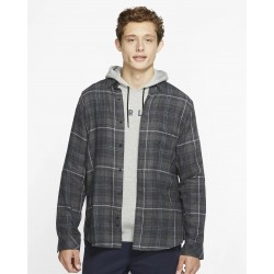 CAMISA HURLEY VEDDER WASHED ANTHRACITE