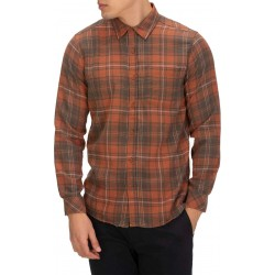 CAMISA HURLEY VEDDER WASHED DUSTY PEACH