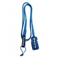 "LEASH DAKINE JJF COMP 5"" 3/16 BLACK/BLUE"