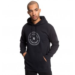 SWEAT DC CIRCLECUT BLACK