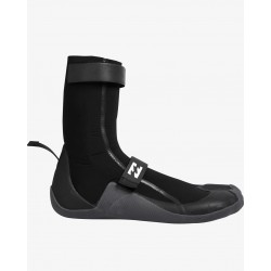 BOTAS DE SURF BILLABONG REVOLUTION 3MM SPLIT TOE BLACK